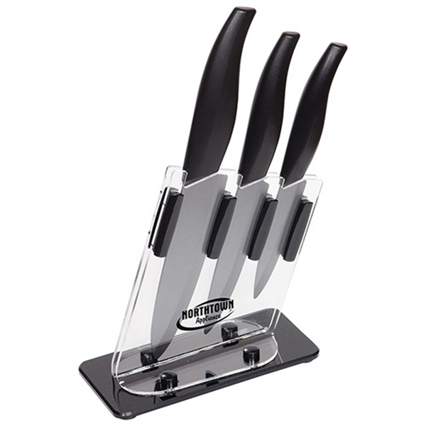 Premium Ceramic Knife Set