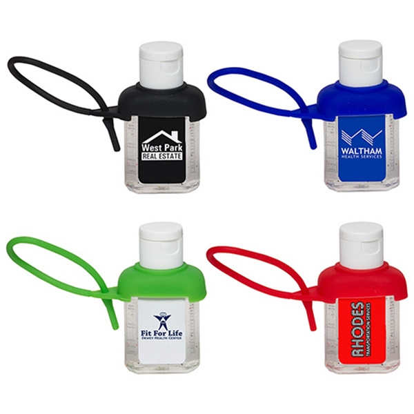 Caddy Strap One Ounce Hand Sanitizer