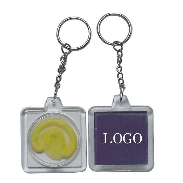 Condom Keychain Kit