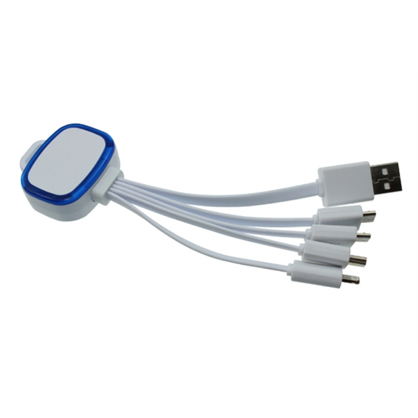 Rose USB Cable