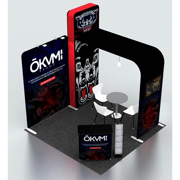 Trade Show Display 10 x 10