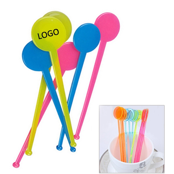 Round Coffee Stir Bar