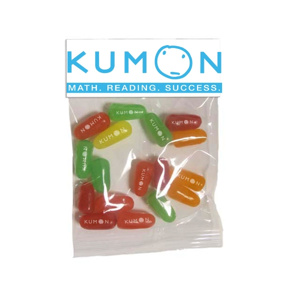 Small Header Bag - Imprinted Mike & Ike's