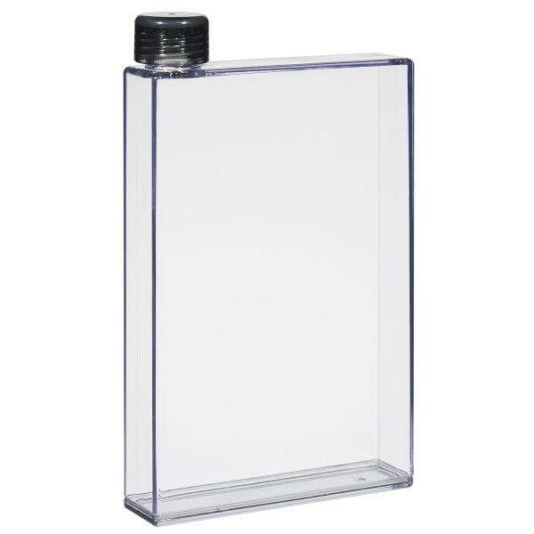 16 Oz. Rectangular Water Bottle