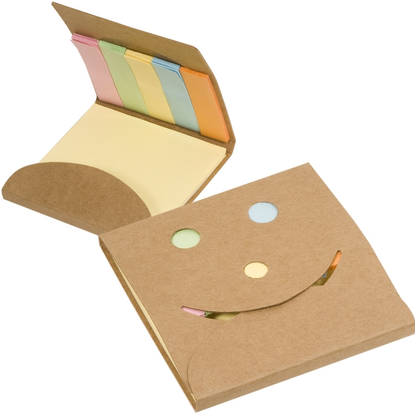 Smiley Sticky Note Pack