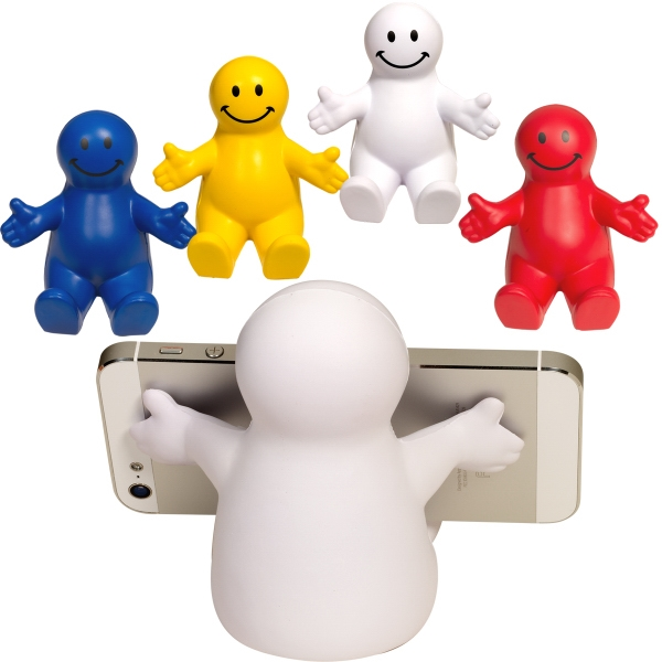 Smiley Guy Mobile Device Holder