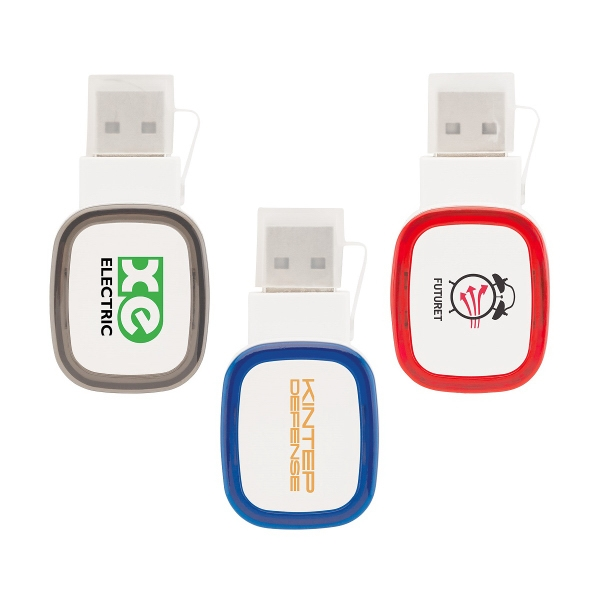 Tapa I Dual-Port USB 2.0 Hub / Reader