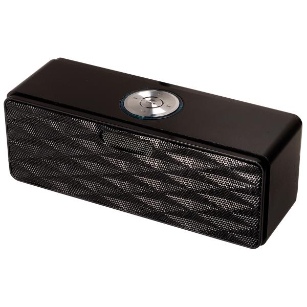 Bluetooth (R) Mini-Boom Speaker/FM Radio