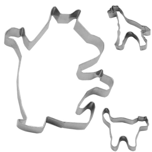 Logo Cookie Cutters