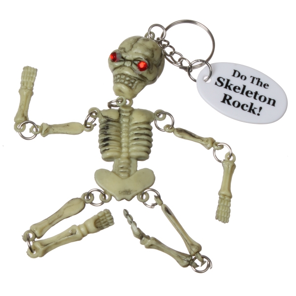 Skeleton Key Chain
