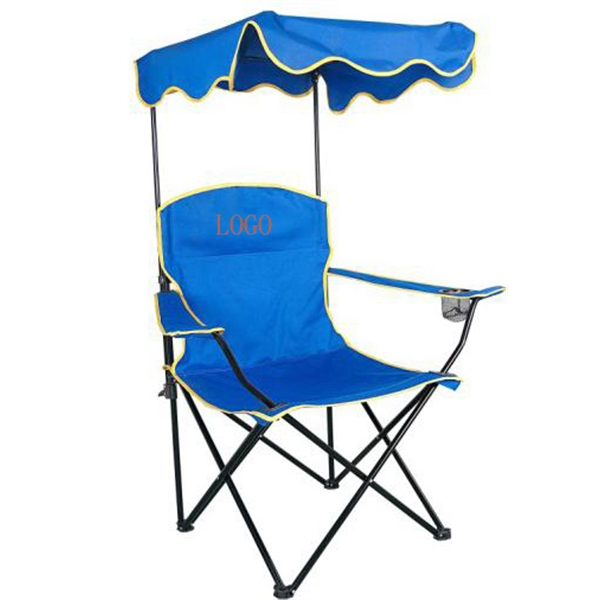 Sunshade Folding Beach Chair