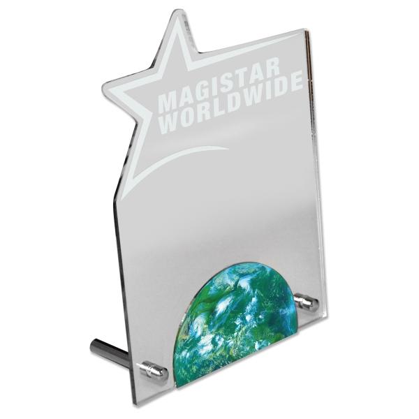 Acrylic Promotional Desk Mirror