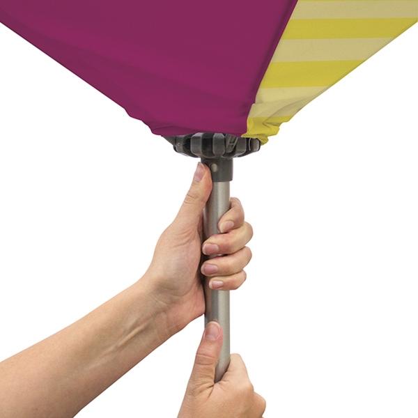 Upsilon Fabric Display Kit