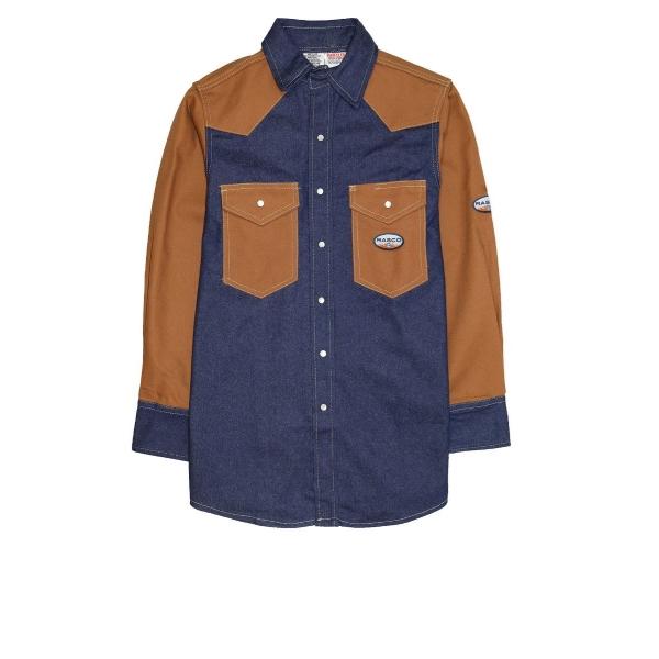 Rasco® FR Two-Tone Work Shirt