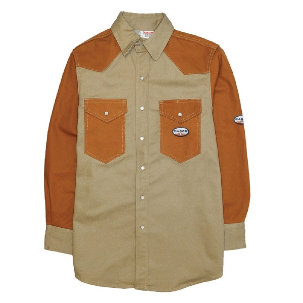 Rasco® FR Two Tone Work Shirt