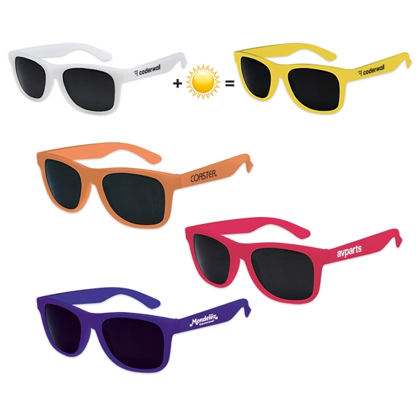 Color Changing Iconic Sunglasses