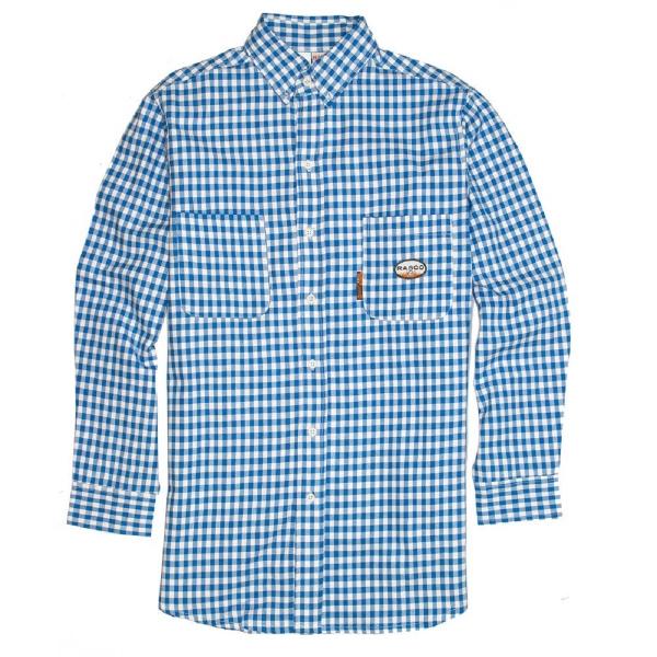 Rasco® FR Plaid Shirt