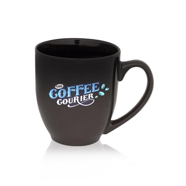 Eclipse Gradient Bistro Coffee Mugs