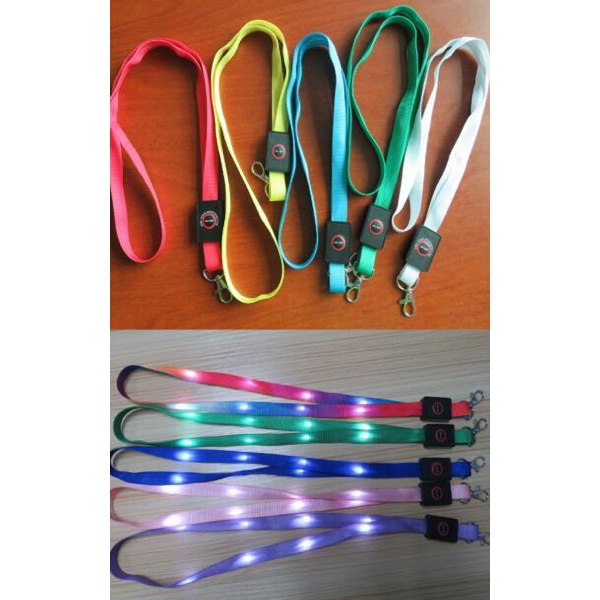 LED Light Lanyard