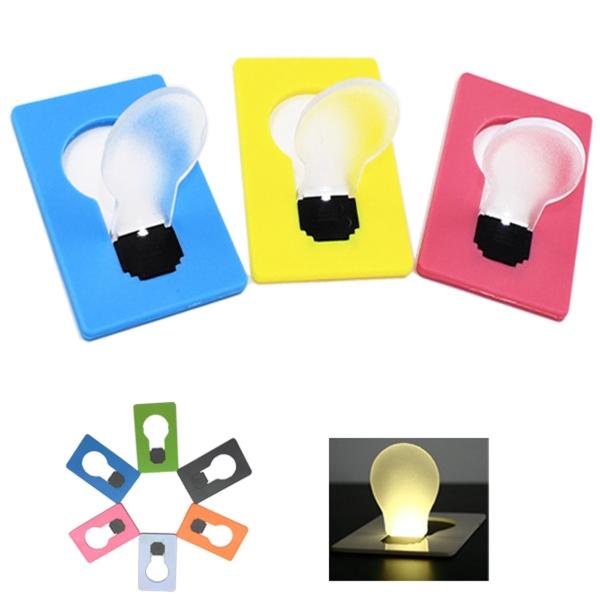 Pocket LED Card Light
