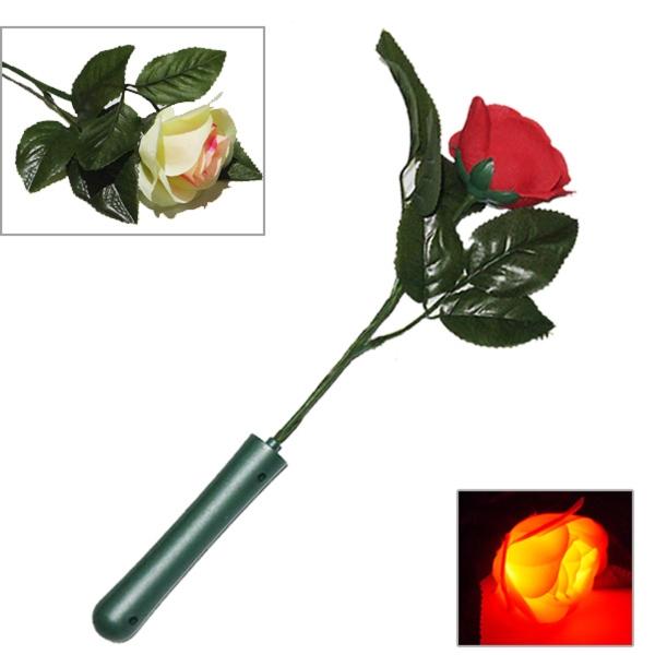 LED Recording Rose
