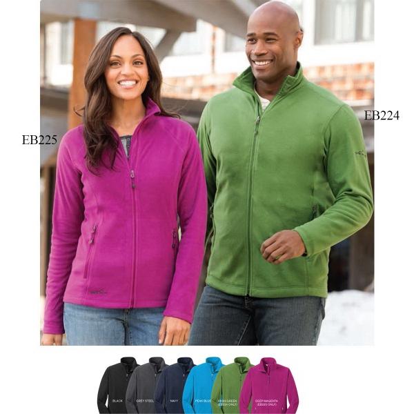 Eddie Bauer® Ladies' Full-Zip Microfleece Jacket