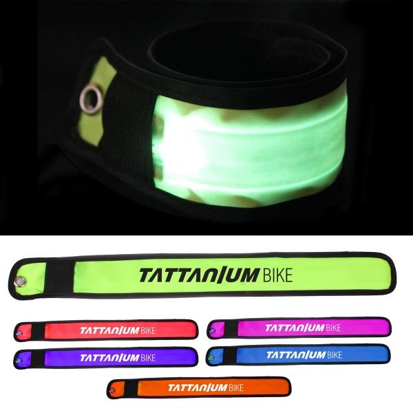LED Slap Bracelet