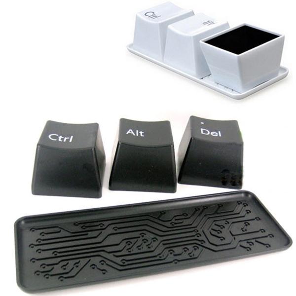 Keyboard Coffee Cup Set