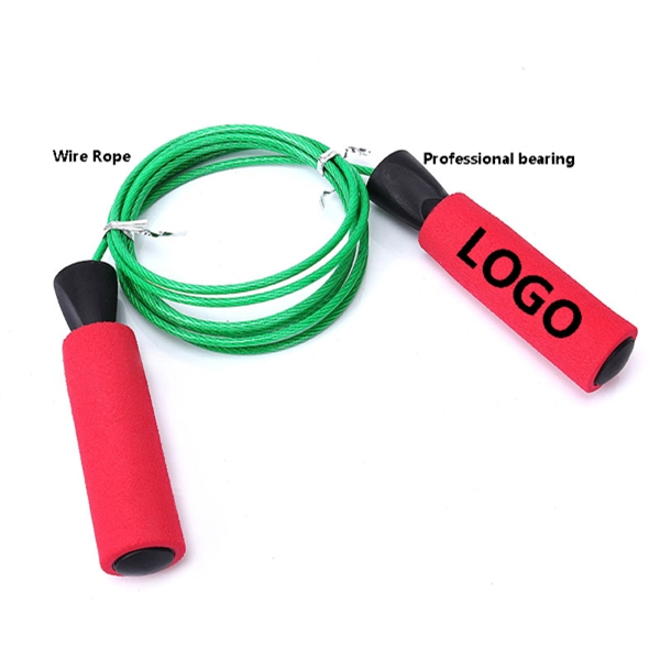Steel Wire Bearing Rope Skipping / Jump Rope