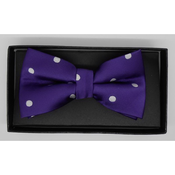 100% Silk woven bow tie with  logo, pre tied adjustable - 100% Silk woven adult bow tie with or with out logo, PRE-TIED with adjustable band
