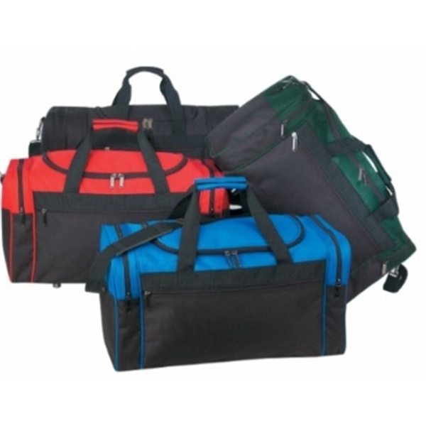 Large Duffel Bag 21