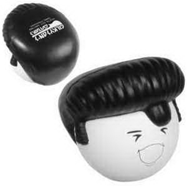 Rock N' Roll Mad Cap Stress Reliever