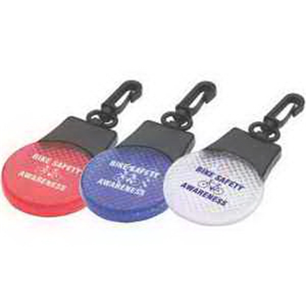 Tri-Safety Light clip