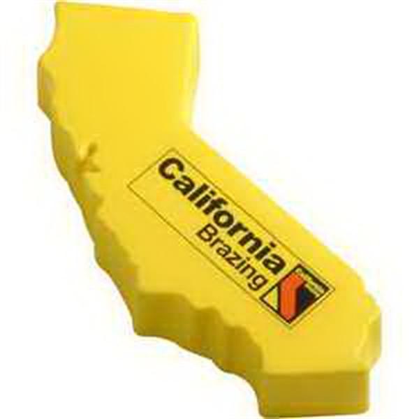 California Shape Stress reliever
