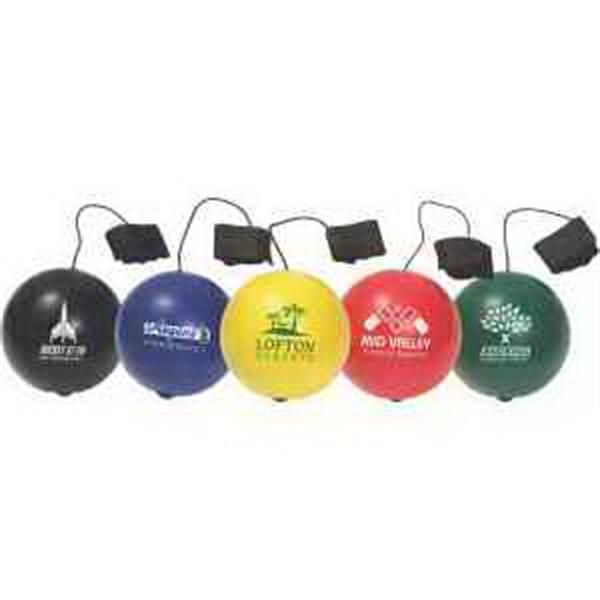 Stress Ball Yo-Yo Bungee