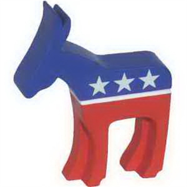 Democratic Donkey Stress reliever