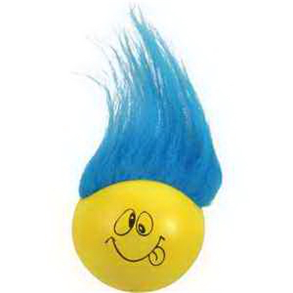 Troll Ball Stress Reliever