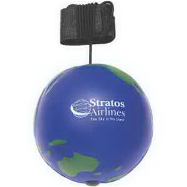 Earthball Yo-Yo Bungee Stress Reliever