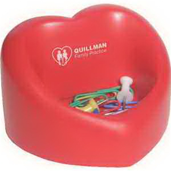 Valentine Desktop Bin Cell Phone Holder Stress reliever
