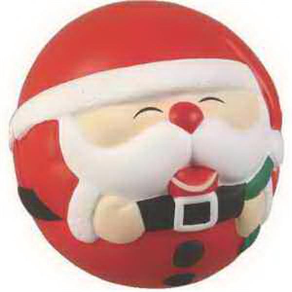 Santa Claus ball Stress reliever