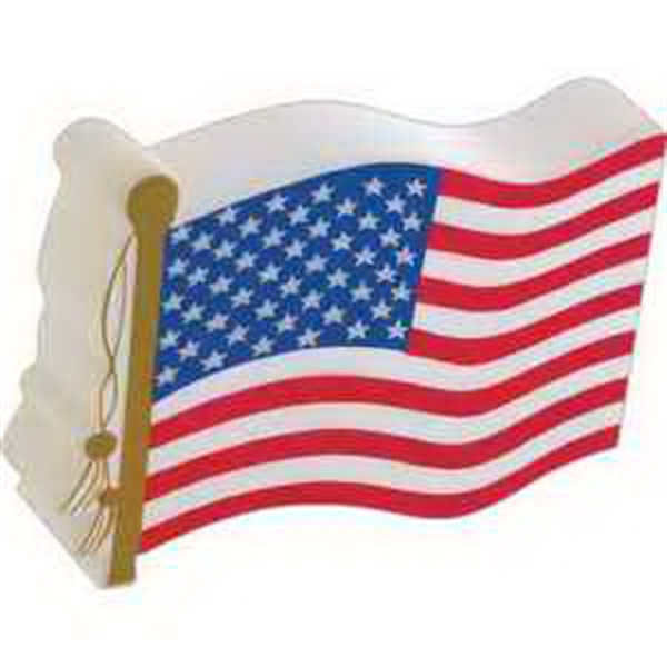 US Flag Stress Reliever
