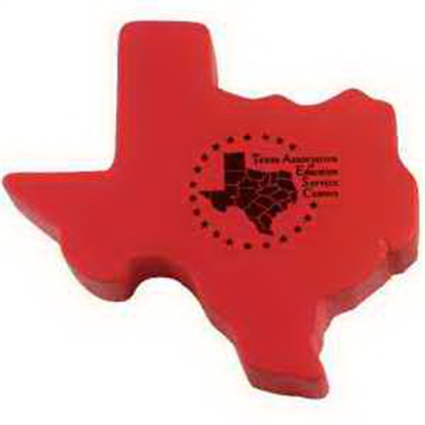 Texas Shape Stress Reliever