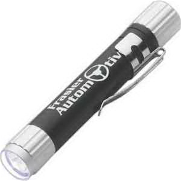 Aluminum LED pen light