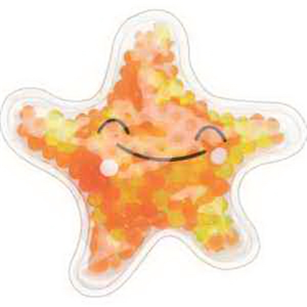 Starfish Gel Hot / Cold Pack (FDA approved, Passed TRA test)