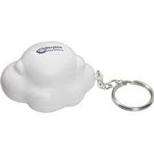 Cloud Key Chain