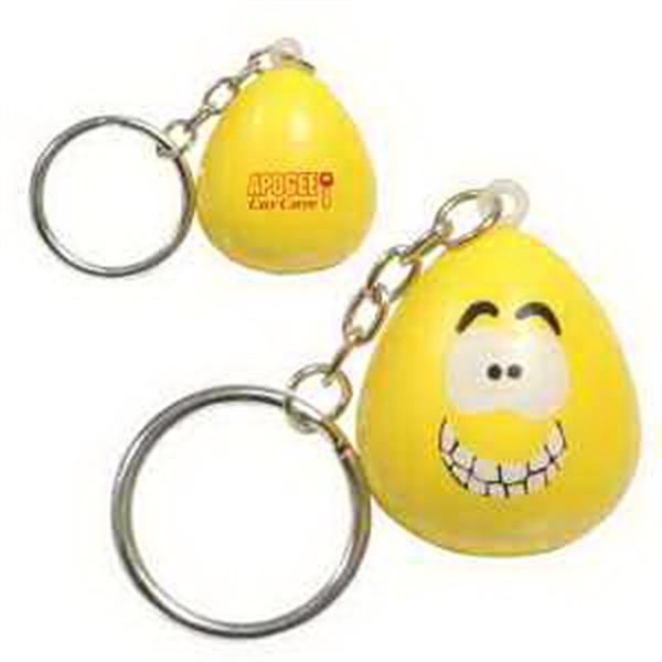Mood Maniac- Happy Key Chain Stress Reliever