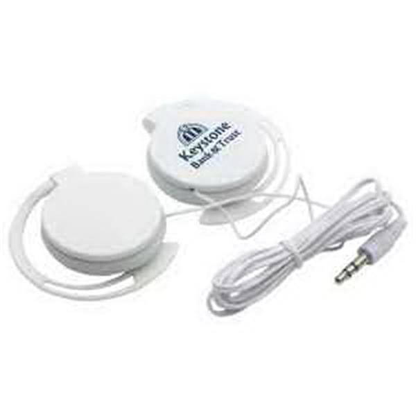 Easy Clip Headphones