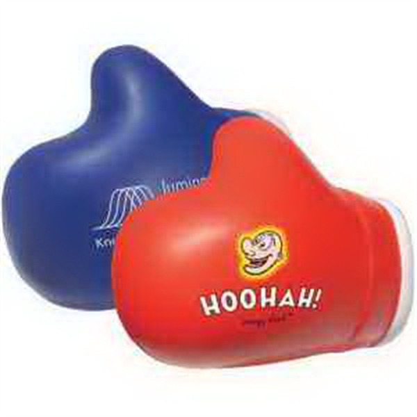 Boxing gloves stress reliever.