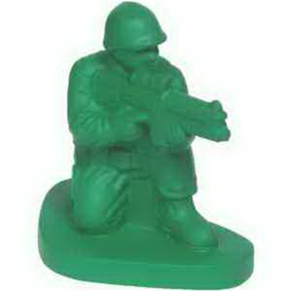 Army Man Stress Reliever