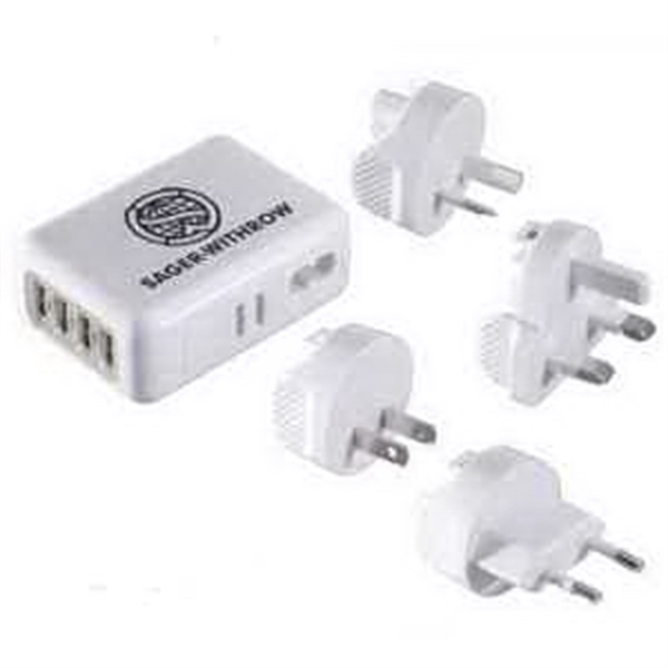 World Traveler Adapter